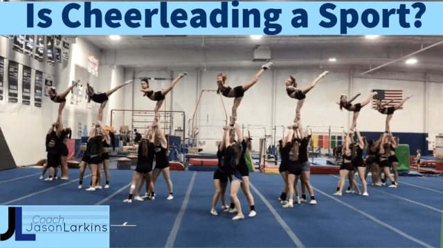 Is Cheerleading a Sport?